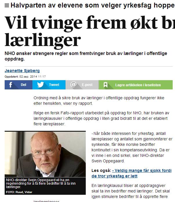 © Aftenposten